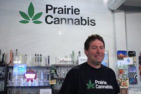 Jim Southam, President and CEO at Prairie Cannabis